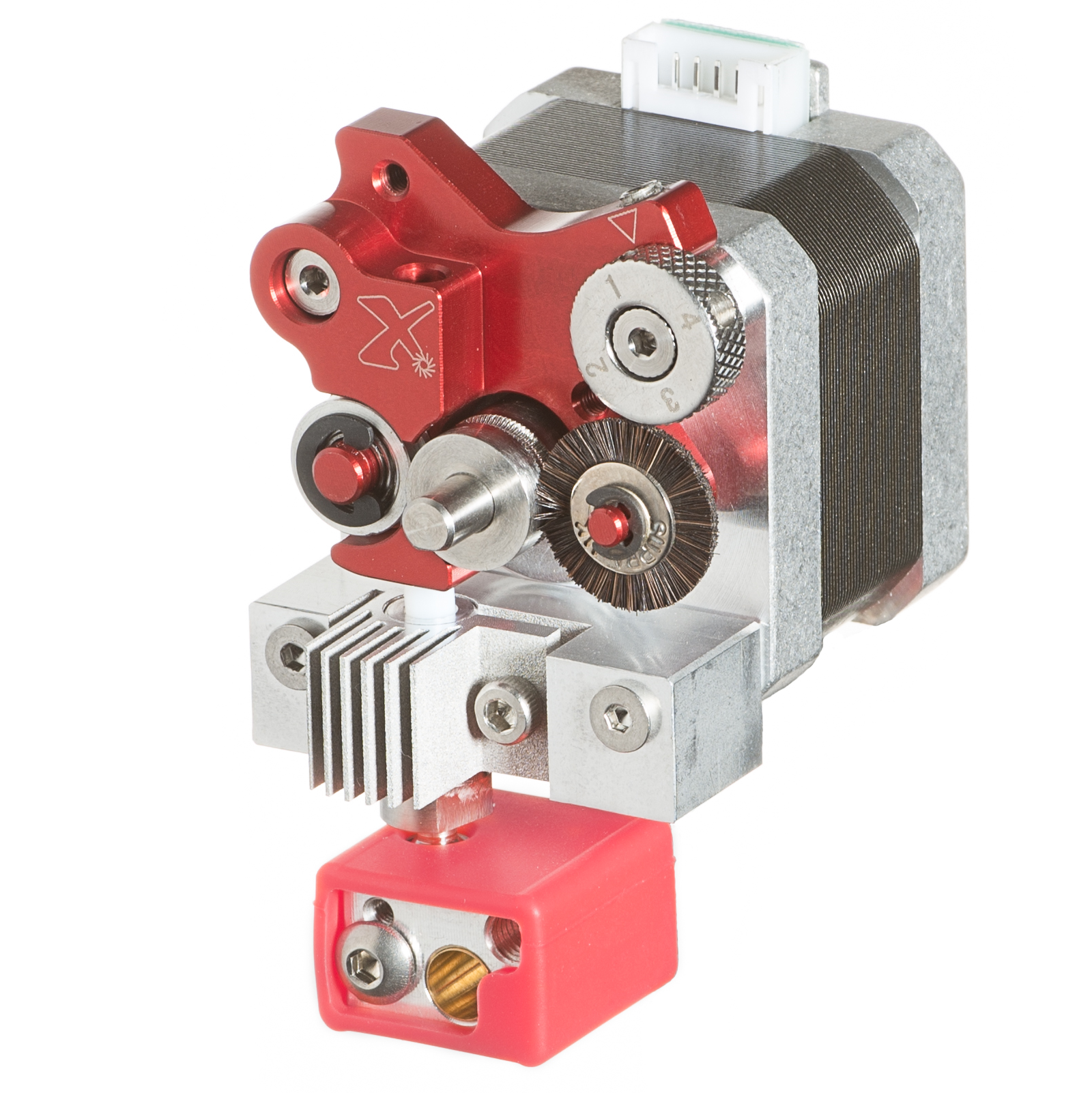 Single Extruder for i3 style